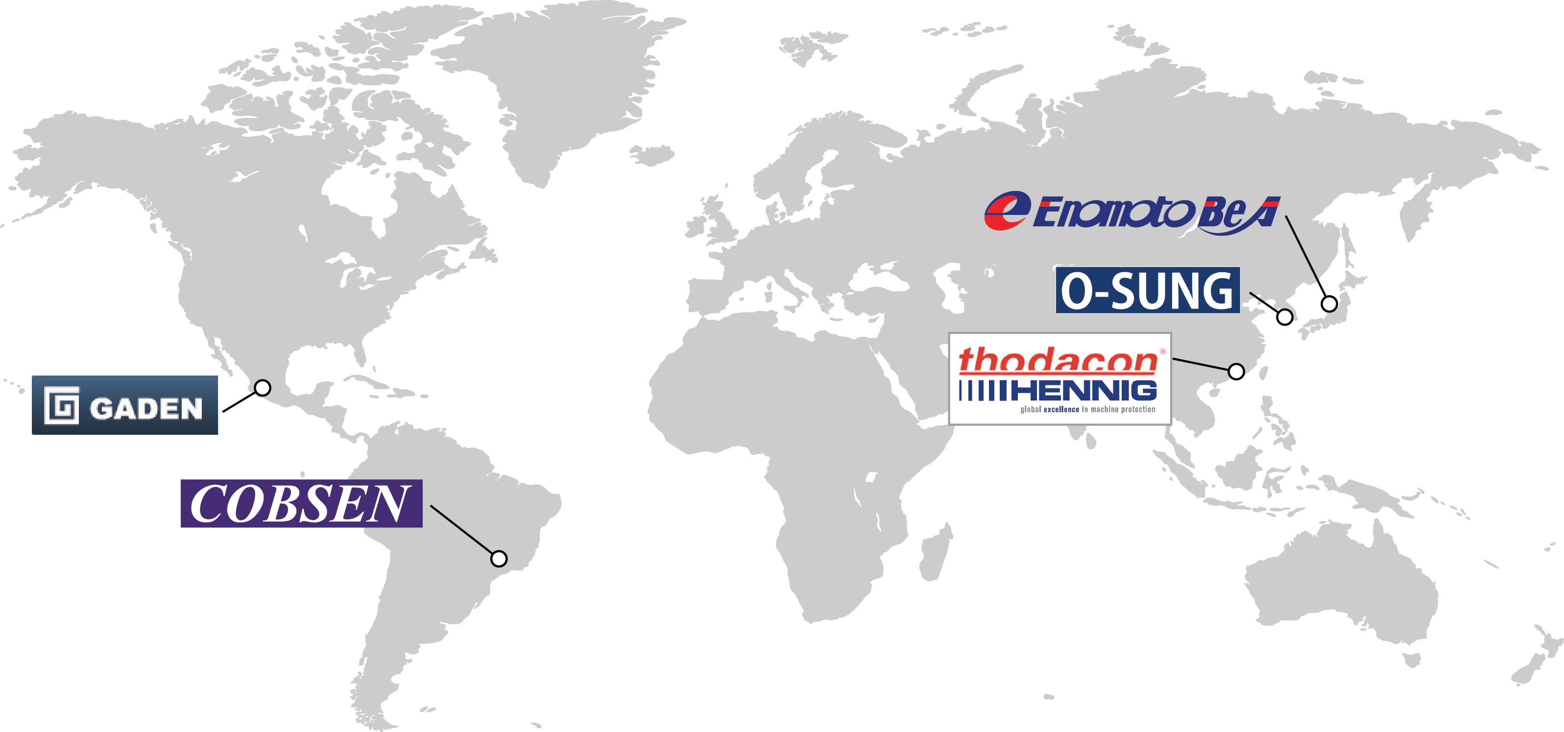 Partnership Locations